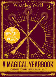 world book yearbook j k rowling s wizarding world a magical yearbook by emily stead