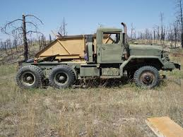 jeep kaiser 6x6 bad winch 1970 kaiser m818 5 ton 6 6 military for sale