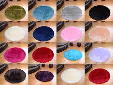 round rugs ebay