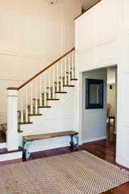 Stair Trim Molding by 46 Best Half Wall Stairway Design Ideas Images On Pinterest