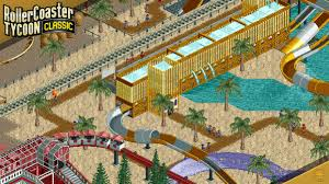 classic u0027rollercoaster tycoon u0027 comes to ios and android