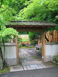 Japanese Style Pergola by Journeys And Jonquils Summer Travels 2010 Part 4 The Portland