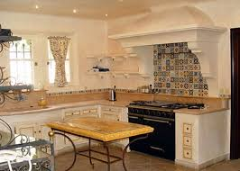 Simple  French Kitchen Tiles Inspiration Design Of French - Country kitchen tiles backsplash