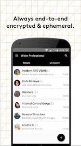 wickr apk wickr pro android apps on play