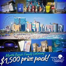 2018 launch party win a 1 500 myrtle beach family getaway