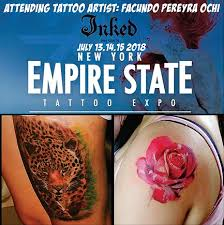 ny empire state tattoo convention nyc tattoo artists