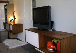simple modern floating media cabinets home depot for living room