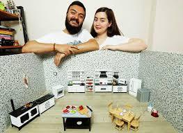 cuisine miniature cette turque cuisine de veritables petits plats miniatures