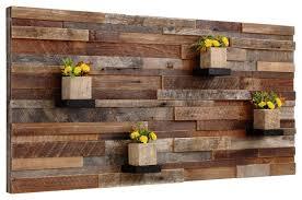 rustic room designs wooden wall art decor ideas home interior design