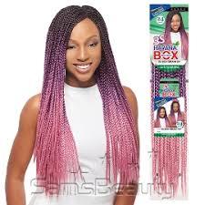 pre braided crochet hair janet collection synthetic hair crochet braids 3s box braid