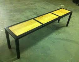 kitchen bench etsy