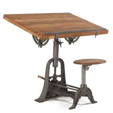 Drafting Table Storage 41 Best Drafting Tables Images On Pinterest Industrial Furniture