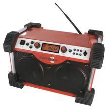 Rugged Boombox Radios U0026 Stereos Home At Mills Fleet Farm