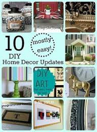Rustic Charm Home Decor 25 Diy Home Decorating Projects Beautiful Things Pinterest