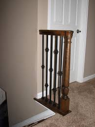 Banister Attachment How To Stair Rail