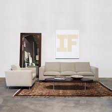 Furniture Thrift Stores Los Angeles Ca Minotti Stoccolma Sofa At Modern Resale Modern Resale