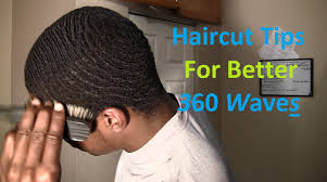 the best hair cutting tips for getting 360 waves youtube