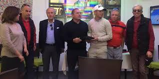 ladari made in italy chionnat de tunisie de golf 6eme tour barhoumi et ladhari