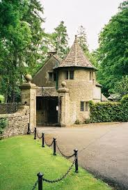Castle Style Homes by 57 Best Gatehouse Images On Pinterest Castle Gates And Architecture