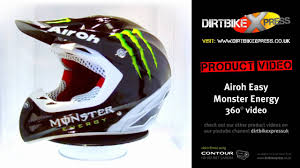 monster energy motocross helmet for sale airoh easy monster energy helmet youtube