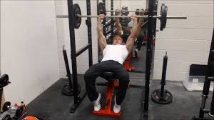 Training Bench Press Increase Your Bench Press Eccentric Training With Hooks Youtube