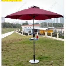 Solar Patio Umbrella Solar Patio Umbrella With Solar Panel Mobile Phone And Tablet Pc