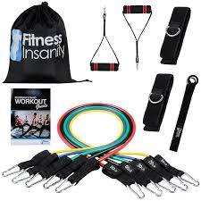 exercise bands amazon com