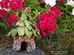 polymer clay fairy house keepsake crafts