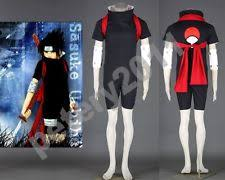 Sasuke Halloween Costumes Sasuke Uchiha Cosplay Costume Ebay