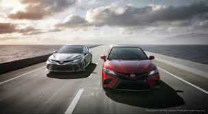 toyota american models is the 2018 toyota camry u0027s u0027emotionally charged design u0027 a winner