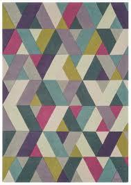 Multi Coloured Rug Uk Multicolour Rugs