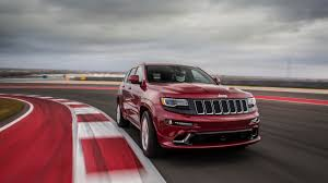 srt jeep 2014 bbc autos full throttle in an suv that plays with pony cars