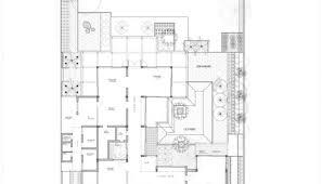 center courtyard house plans central courtyard house plans luxamcc org