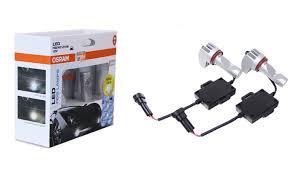 Led Osram Osram Led Fog Light 6000k H11 H16 H8 Replace 12v Led Car Headlight