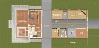 Barn Style Home Floor Plans This Is Close Revamp The Left Side For Office And Such Barn