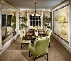 dining room framed art dining room traditional with table setting