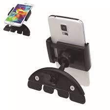porta cd per auto telefono per auto porta cd per lg g3 iphone 6 plus 5c 360 gradi