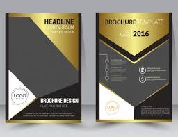 brochure design templates cdr format free download templates flyer