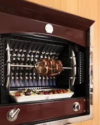 cuisine design rotissoire built in oven flamberge rotisserie by la cornue
