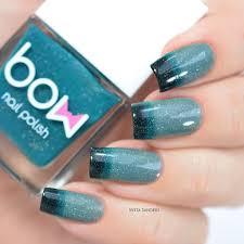 bow nail polish mutation double thermo whats up nails