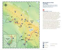 Big Sky Montana Map by Mount Beacon Park Scenic Hudson