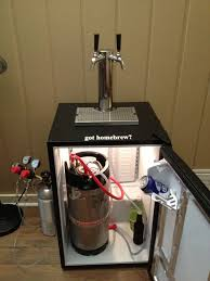 Best Kegerator He Turned A Cheap Freezer Into An Industrial Kegerator For Their