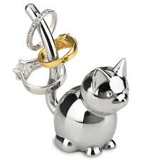 eclectic cat ring holder images Homeware kwerks jpg