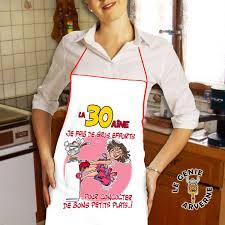 tablier de cuisine original femme tablier de cuisine femme 30 aine
