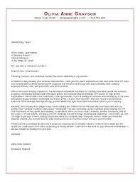 resources entry level cover letter