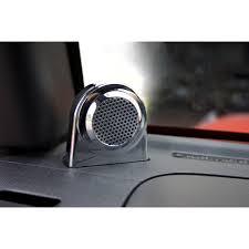 jeep chrome rugged ridge 11156 11 tweeter speaker enclosures chrome 07 10