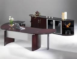 Office Desk Credenza Napoli Series