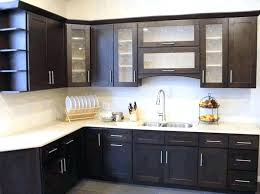 black cabinets with black appliances kitchen cabinets black faced