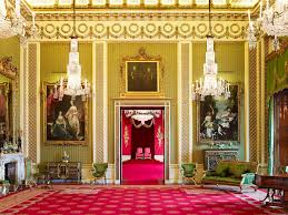 photos of buckingham palace u0027s state rooms business insider