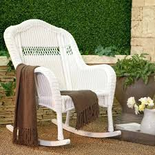 Outdoor Wicker Swivel Chair Wicker Outdoor Rocking Chair International Caravan Wicker Resin